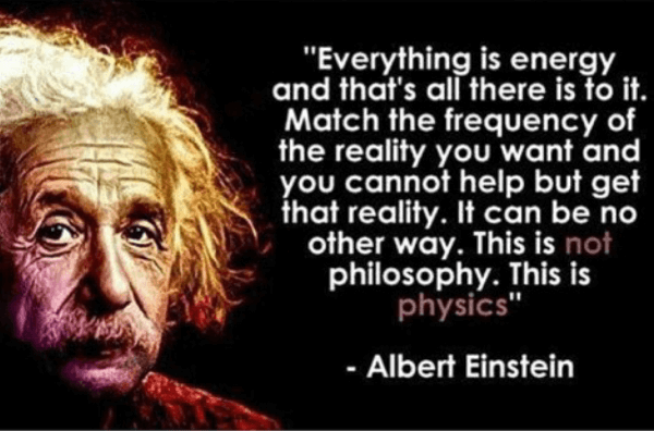 Einstein quote 1